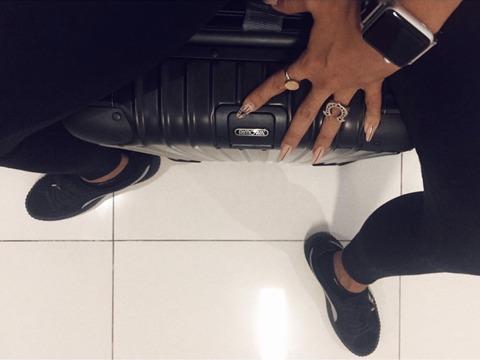 出張&旅行が多い、わたしのスーツケースご紹介。