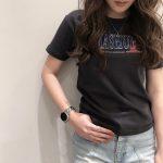ヘビロテTシャツ♡