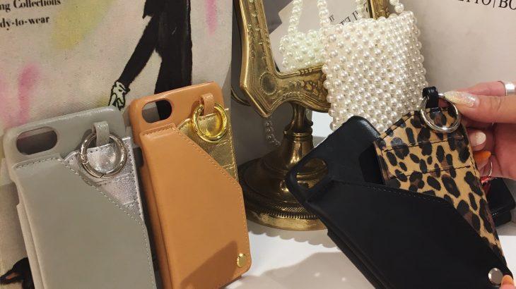 機能性抜群!おすすめ♡新作のiPhone  Case