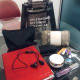 IN MY BAG 👜👈笑笑カバンの中身〜〜