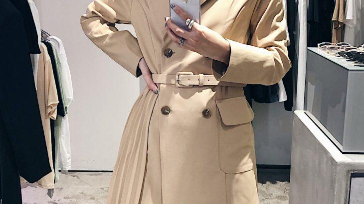 【10/8UP】サイドプリーツジャケット