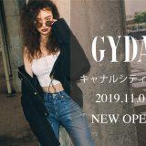 【NEWOPEN】500円フェア開催します【GYDA】