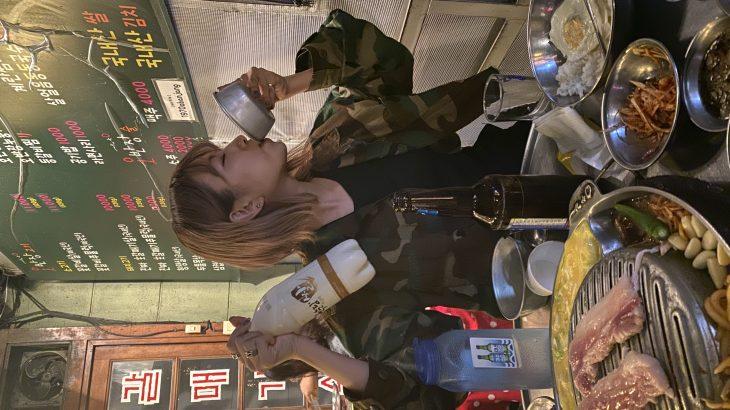 釜山旅行✈️プチリゾート地海雲台エリアに🏝🏝