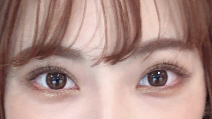 【カラコン】裸眼が大きい人みたいになれちゃう👀♥️✌🏻