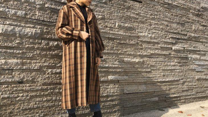 幅広いコーデに使える優秀コート♡
