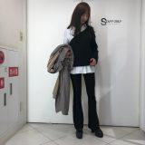 プチプラ♡4,900円の美脚パンツ!