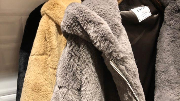 今年も着たいファーコート♡