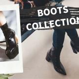 冬の買い足しデザインブーツ👢EVRISのブーツ特集♡