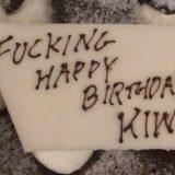 お誕生日おめでとうの日でした🎈