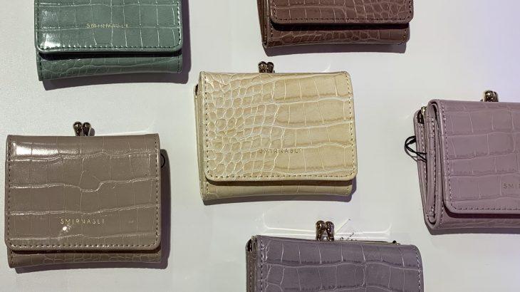new✔︎ パステルカラーの春財布