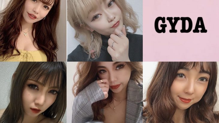 GYDA博多店のスタッフ図鑑作ってみました🧐📚❤️
