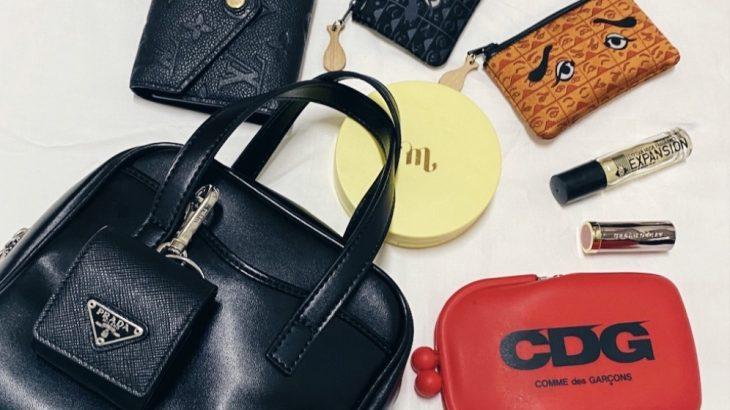 【what's in my bag】わたしのバックの中身👜